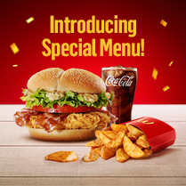 Celebrating McDonald's Korea 30th Anniversary, Introducing a Special Menu!